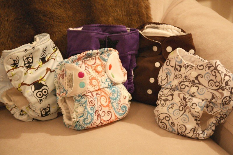An Almost Complete Guide to AIO Cloth Diapers