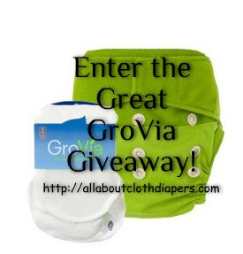Great GroVia Giveaway