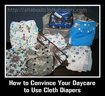 how to convince a daycare to use cloth diapers. Black Bedroom Furniture Sets. Home Design Ideas
