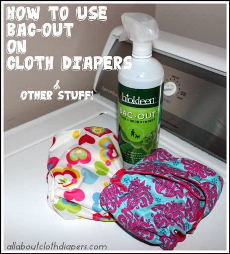 Will Bac-Out Void Your Cloth Diaper Warranty?
