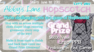 Abby's Lane Hopscotch Continues!