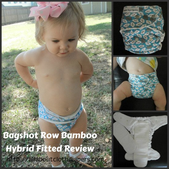 Bagshot Row Bamboo Cloth Diapers Review