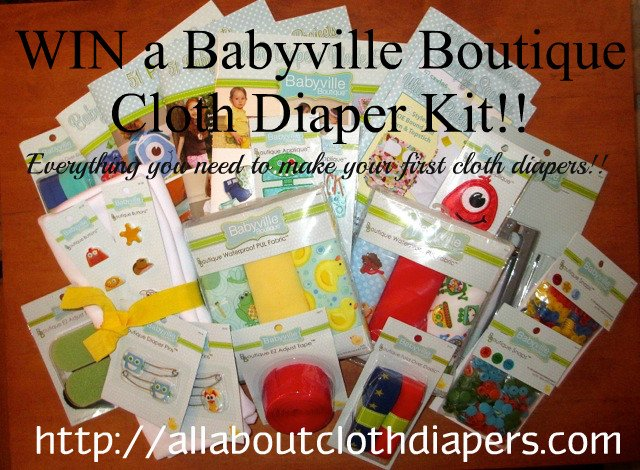 Babyville Boutique Celebrates 1 Year With a Giveaway!