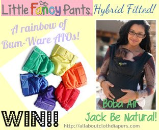 Win a Boba Air, Bum Ware AIOs and Little Fancy Pants!