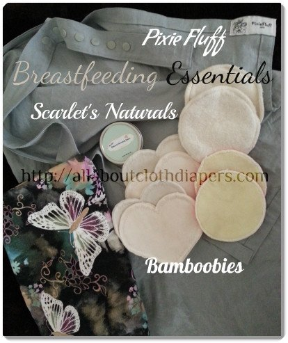 What Are My Breastfeeding Essentials? Win One!