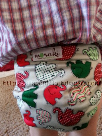 Moraki Diaper Review and Giveaway