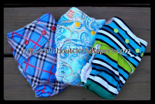 Orange Diaper Company Review: Design and Fit