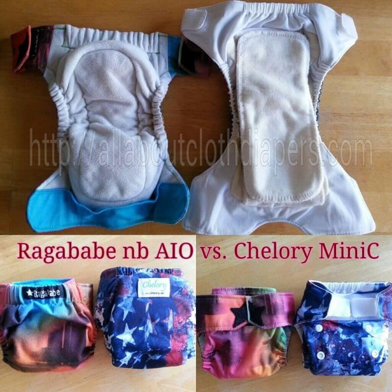 chelory miniC vs ragababe aio