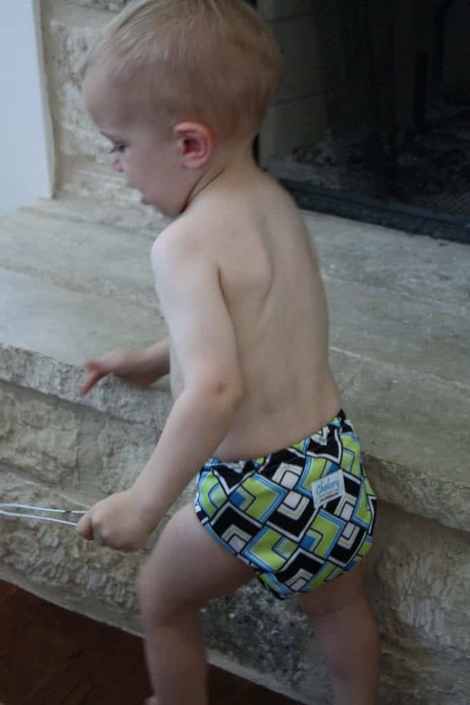 My Daughter's Favorite Cloth Diapers