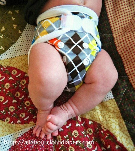 Sweet Pea Newborn Diaper Cover Review