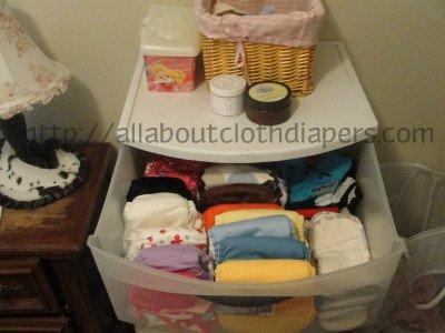 diaperstorage