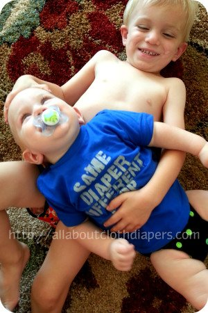 Cloth Diapering During a Move or Not