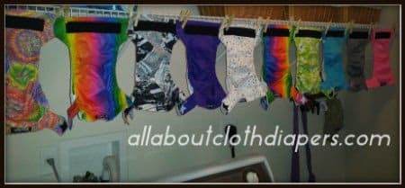 Hello, I am a cloth diaper addict!