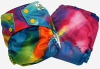 Opulent Monsters NEW All in One Cloth Diaper: The OMMO, Well Made and Pretty Come to Mind!