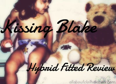 Kissing Blake cover