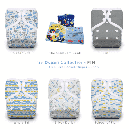 Thirsties *NEW* Ocean Collection…You've Got to See It! {Win Your Own Ocean Collection Valued at over $100}