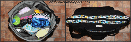 Looking for a Beautifully Made Diaper Bag That Doesn't Look Like a Diaper Bag? Introducing Öko Créations