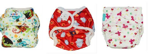Smile2baby Cloth Diapers