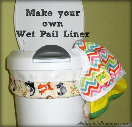 Cloth Diaper Wet pail liner