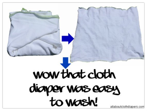 Looking for an Easy to Wash Cloth Diaper?