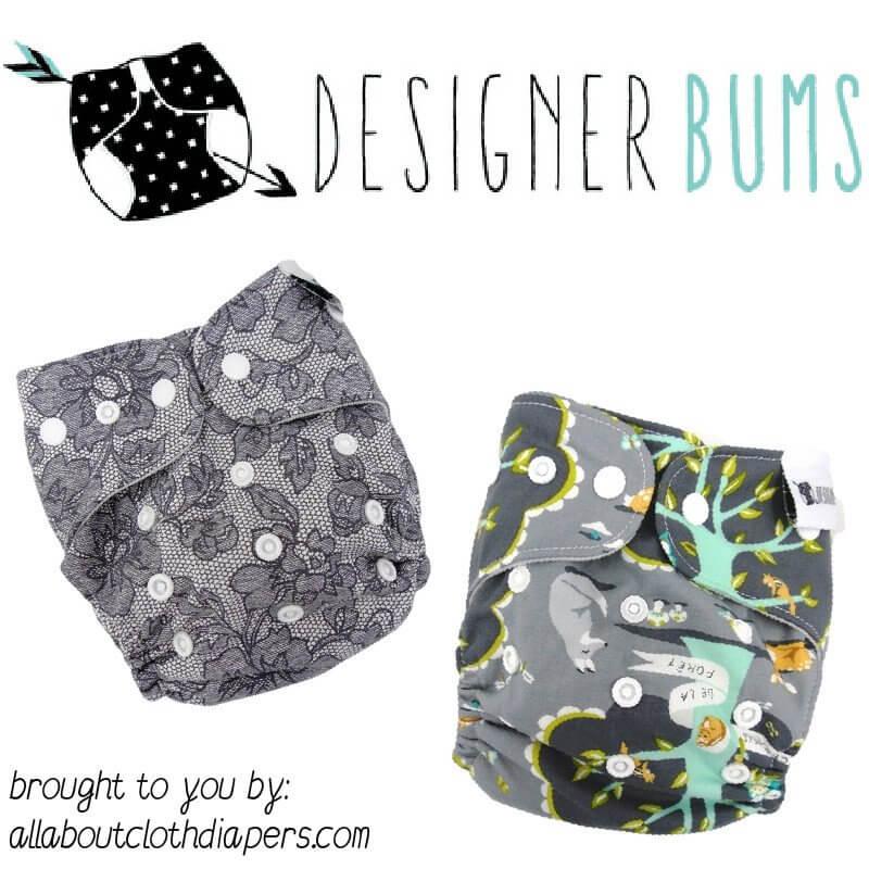 Designer Bums Cover