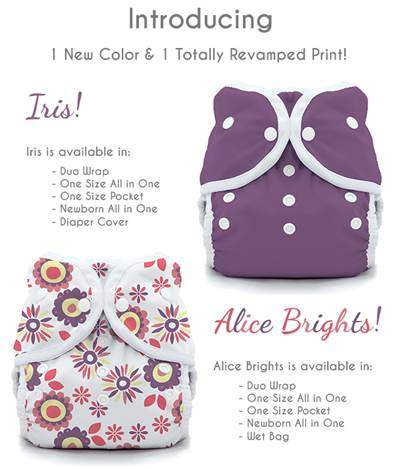 Three Thirsties Cloth Diapers…One Winner