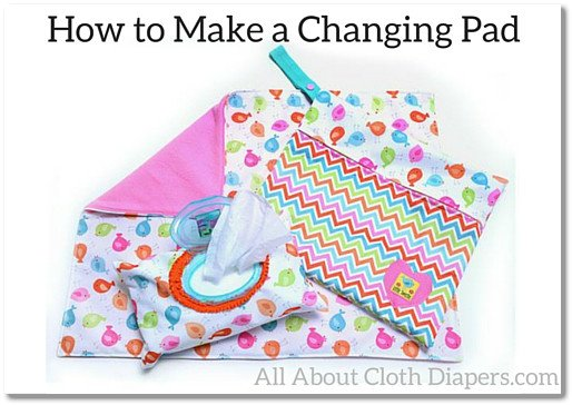 How to Make a Changing Pad