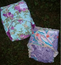 A beautiful, well-made cloth diaper that simply just works {Twinkie Tush Review}