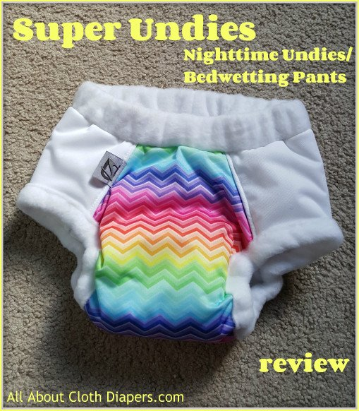 Super Undies Cover