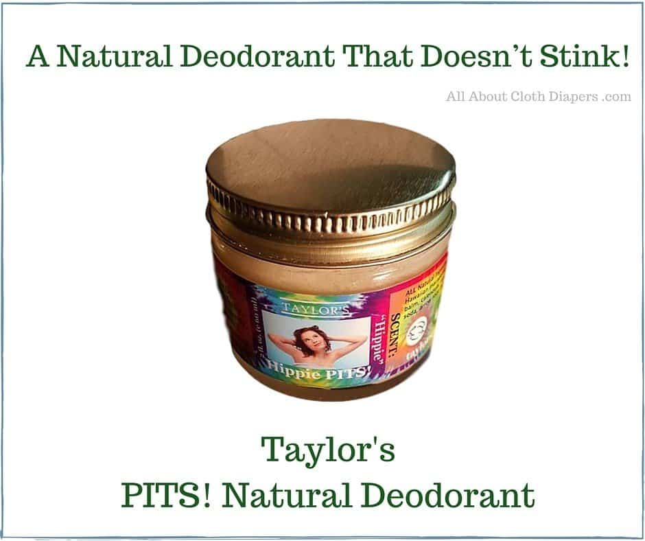 A Natural Deodorant That Doesn't Stink!