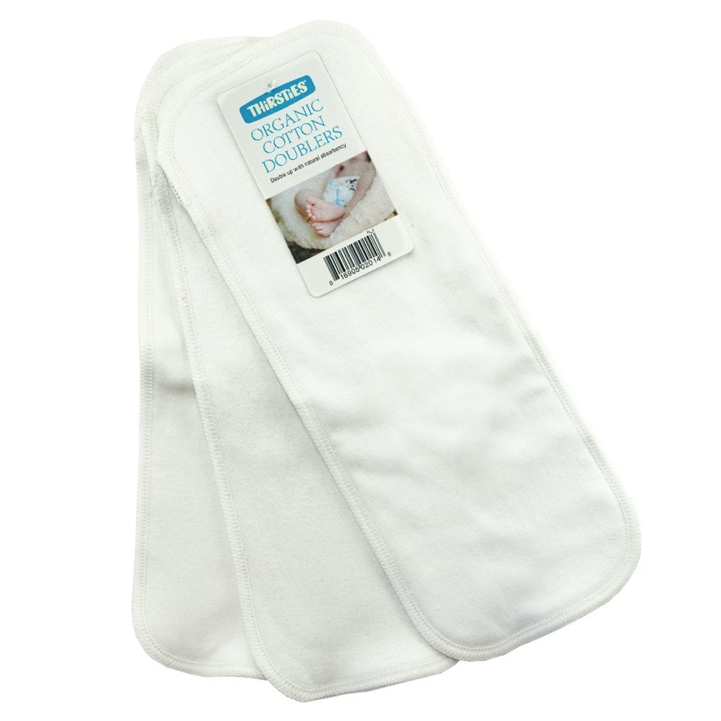 Thirsties Organic Cotton Doublers