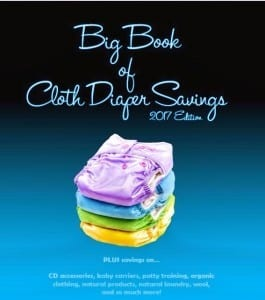 Big Book of Cloth Diaper Savings
