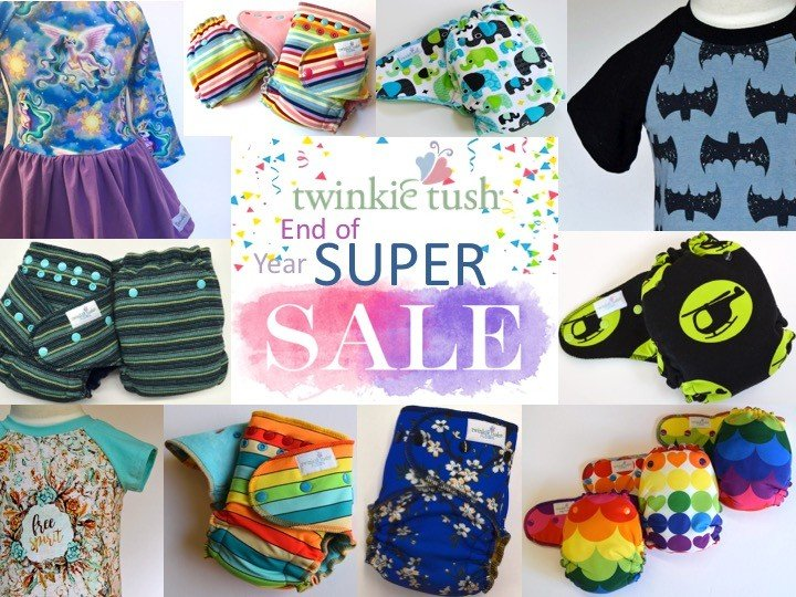 EPIC sale! 50% off Twinkie Tush!