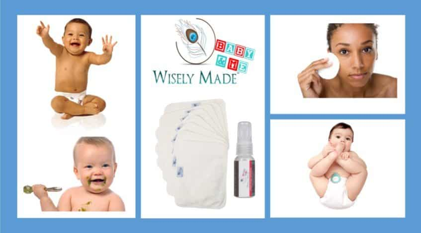 Wisely Made Baby Wipes for Wise Moms