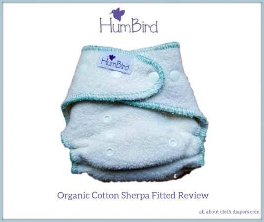 Check out HumBird's Organic Cotton Sherpa Fitted