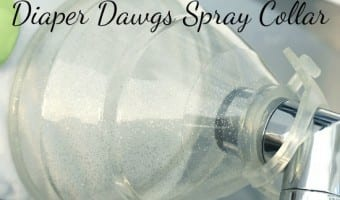 How to Use a Diaper Dawgs Spray Collar