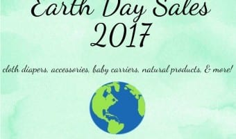 Big List of Earth Day Sales 2017