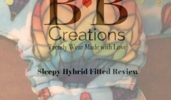 Boogie Bear Creations Sleepy Hybrid Fitted Review