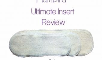 HumBird Ultimate Inserts…absorbent and will fit in ANY cloth diaper!