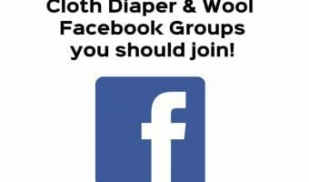 Cloth diaper Facebook Groups You Should Join!