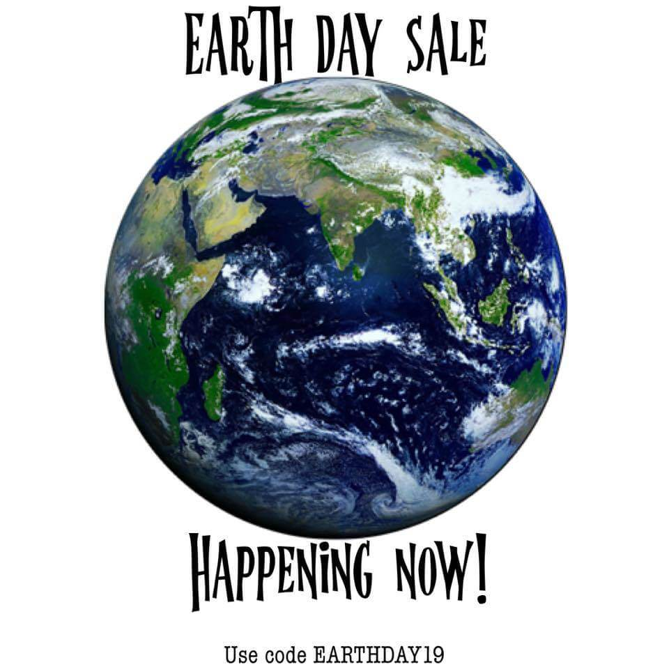 7bc13d8eab4553 Big List of Earth Day Sales 2019 ~