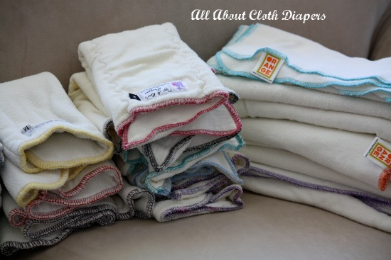 Do You Love Your Cloth Diaper Stash?